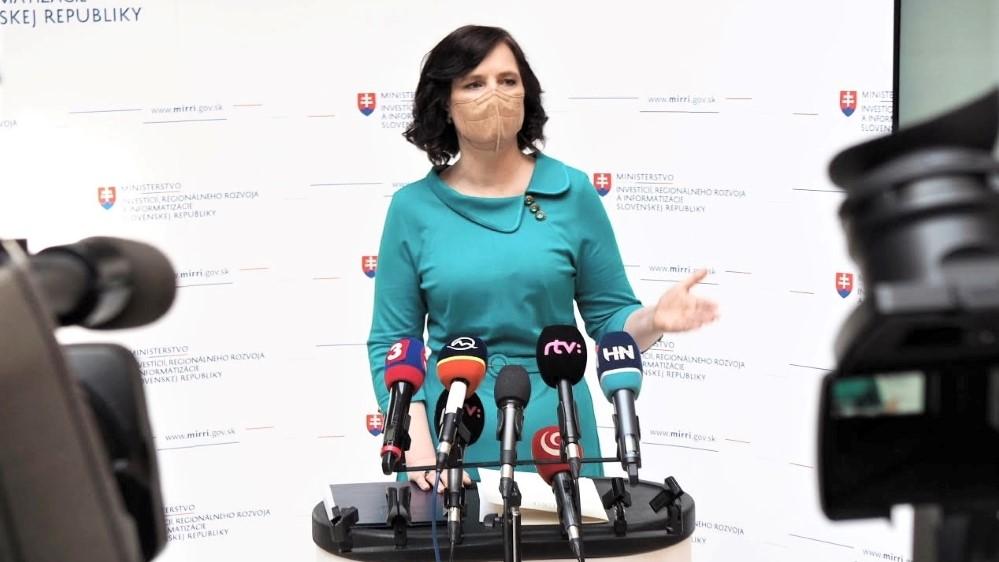 Nový zákon o eurofondoch, ktorý predložila vicepremiérka Remišová, prešiel v parlamente