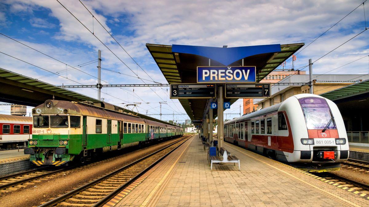Vicepremiérka Remišová: Regióny Prešova a Košíc dostanú moderné prímestské vlaky za 70 miliónov € z eurofondov