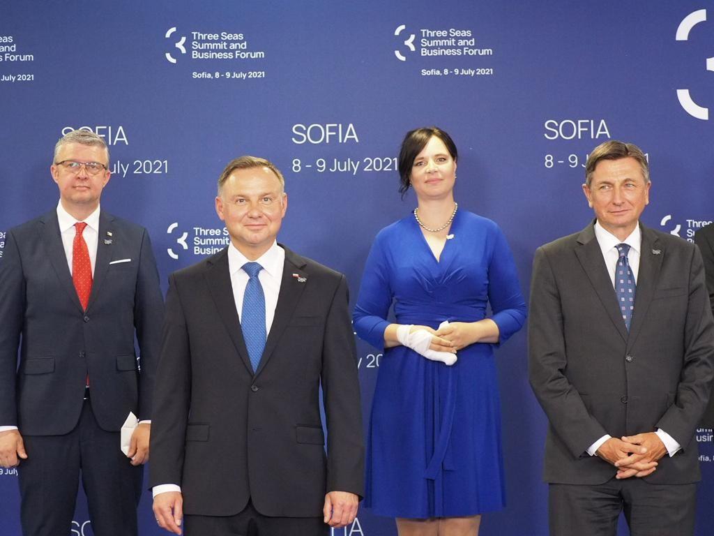 Vicepremiérka Remišová na summite lídrov Iniciatívy Trojmorie: Nadnárodná spolupráca otvára možnosti k veľkým inovačným projektom
