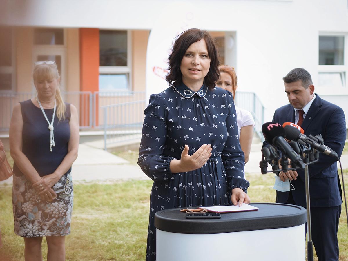 Vicepremiérka Remišová: Na projekty mimovládnych organizácií z regiónov ide dotácia 1,1 milióna eur