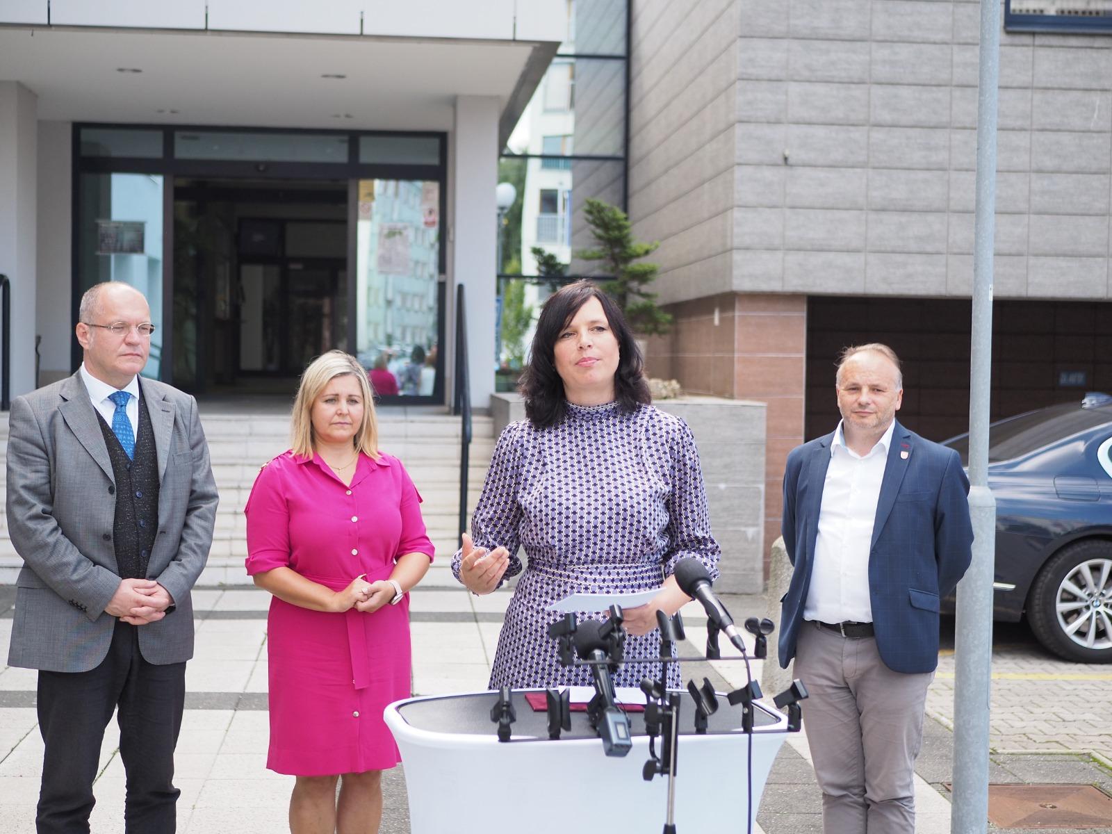 Vicepremiérka Remišová: Ak chceme zatraktívniť cyklodopravu  na Slovensku, potrebujeme radikálne zvýšiť bezpečnosť cyklistov