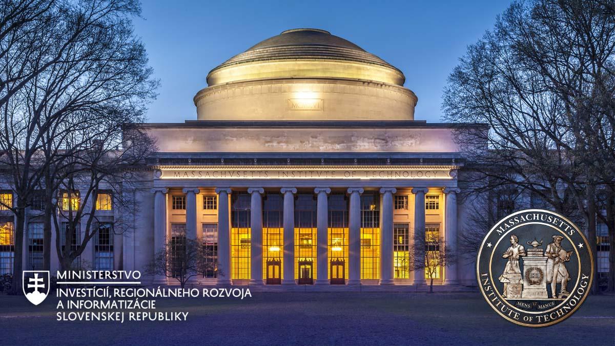 Vicepremiérka Remišová: Podporíme spoluprácu slovenských vedcov s Massachusetts Institute of Technology – najlepšou univerzitou na svete