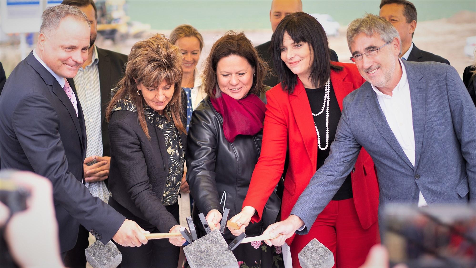 Vicepremiérka Remišová: Investujeme do nových ciest v regiónoch, tranzit cez obce pri Bratislave odľahčí projekt za vyše 6 miliónov z eurofondov