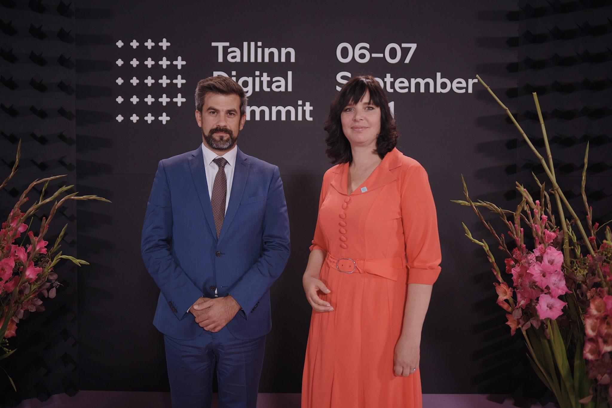 Ministerka Remišová na digitálnom samite v Estónsku: Boj proti digitálnej chudobe je základným predpokladom úspechu