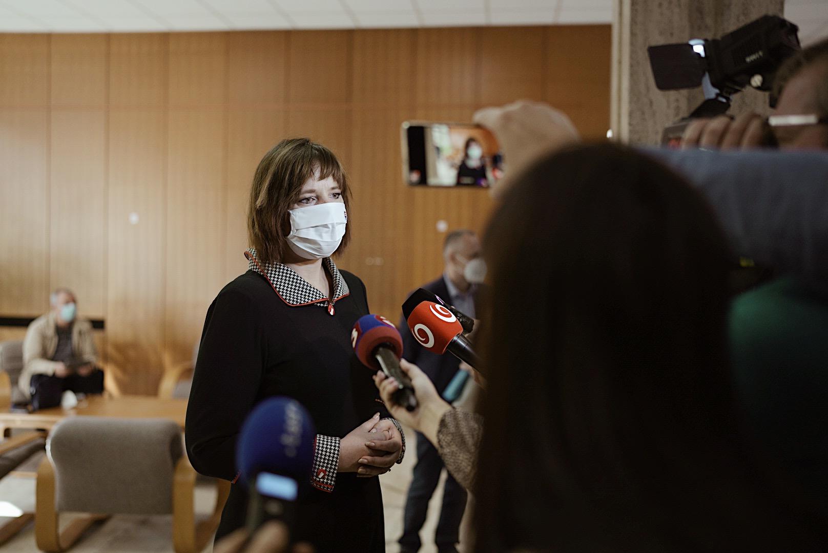 Vicepremiérka Remišová: Zlepšujeme sociálne služby v regiónoch, z 26 miliónov eur podporíme aj ochranu detí, či budovanie jaslí